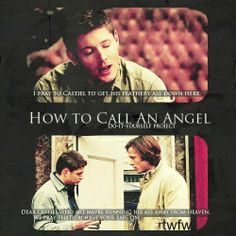 HOW TO CALL AN ANGEL