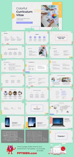 Colorful CV Free PowerPoint Template and Google Slides Theme – presentation by PPTMON Features: 25+ Business Resume Creative Multi-purpose Presentation For PowerPoint templates and Google slides themes #Business,#PPTtemplate#PPT#PowerPoint#presentation#FREEPPTTEMPLATE, #PPTDESIGN, #POWERPOINTDESIGN, #PPTTEMPLATEDOWNLOAD, #POWERPOINTTEMPLATE, #GOOGLESLIDES, #GOOGLESLIDESTHEME, #GOOGLEPRESENTATION, #FREEPOWERPOINTBACKGROUND, #PRESENTATIONDESIGN, #FREEPOWERPOINTTEMPLATES