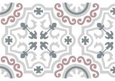 V2-146, carreaux ciments traditionnels