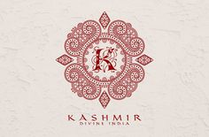 Kashmir by Hilka Riba, via Behance