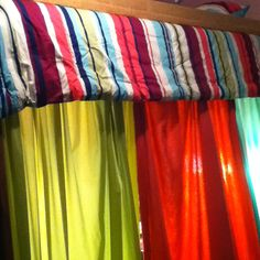 Perfect privacy for loft beds, shower curtains or bed sheets! :)