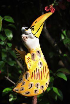 Bird, Ceramic - Lily Schlesinger