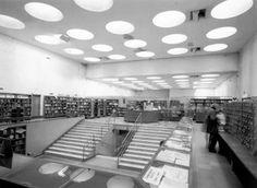 Vyborg (Viipuri) Library Alvar Aalto (Finnish archite.