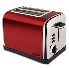 Briscoes - Zip 430 Metallic 2 Slice Toaster