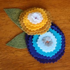Share Tweet Pin Mail From headbands to hair clipsto bouquets FELT FLOWERS are all the rage. In preparation for an upcoming baby shower (details ...