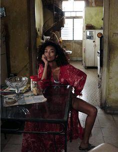 Bienvenida, Cuba by Benny Horne for Vogue Spain March 2016