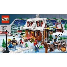 LEGO Creator Winter Village Bakery.   (Have)