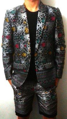 Blazer #batik #songket #toraja #indonesia