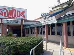 Gaidos in Galveston      A tradition!    My all time favorite seafood!  Best stuffed shrimp ever!