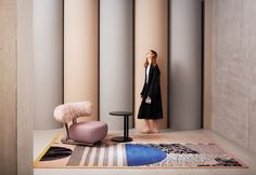 Colorful, Patterned Rugs by Alex Proba for cc-tapis - Design Milk