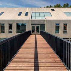 Early Childhood Centre in Wassenaar  by Kraaijvanger