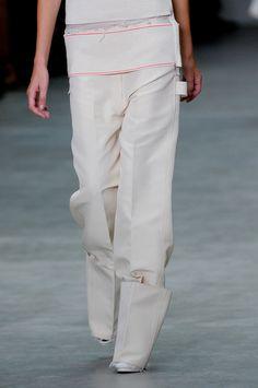 Calvin Klein Spring 2014 - Details