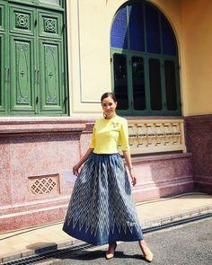 Thai Dress, Thai Style, Kids Fashion, Womens Fashion, Kids Nutrition, Blog Design, Spicy Recipes, Architecture Art, Tattoo Quotes