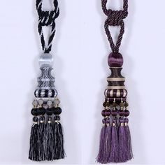 Yongyee Curtains hang strap/ball/clasp Accessories Accessories for European-style luxury - DinoDirect.com