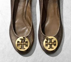 Tory and Burch flats