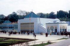 Morocco Pavilion, Expo '58.