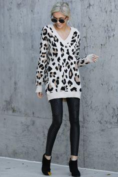 4c82d92c96 105 Best leopard print dress images