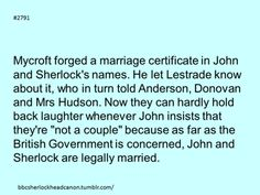 Submission by superavengewhopotterlocklintrek. ---I'm not one for Johnlock anything, but this is funny.