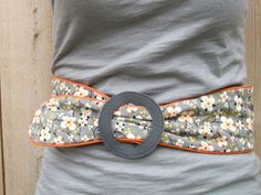 I need a belt for a few of my summer dresses- wouldn't this one be great?