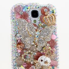 Style # 487 Our 3D Bling cases are the perfect stocking stuffers this year! Get your friends & loved ones the gift of Bling this season! Order in advance. Visit our website to view all of our great designs! www.luxaddiction.com