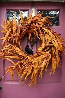 Primitive & Proper: Lazy Dollar Store Halloween Decor