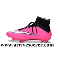 san francisco a3cc7 68e92 New Nike Mercurial Superfly FG Soccer Boots Cleats pink white black