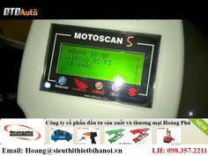 Máy đọc lỗi xe máy Motoscan - Sản phẩm tiếng Việt, dễ sử dụng được cập nhật, nâng cấp chức năng miễn phí