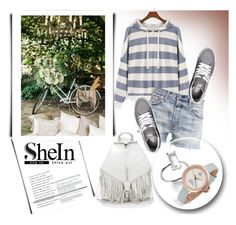 """""""Untitled #55"""" by fashion-with-lela ❤ liked on Polyvore featuring Levi's, Vans and Rebecca Minkoff"""