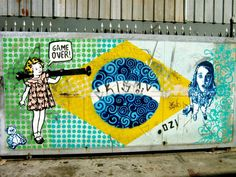 Ozeas Duarte aka Ozi São Paulo, SP Confira mais trabalhos aqui. [Zupi] Ozi, você é um dos precursores do graffiti no Brasil, ainda na década de 1980. Avaliando hoje, como enxerga sua importância na…