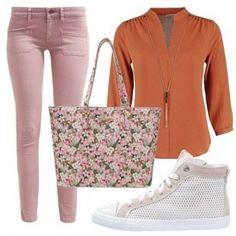 Outfit Shopping di primavera