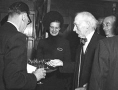 Margaret Goldie and F. Matthias Alexander.