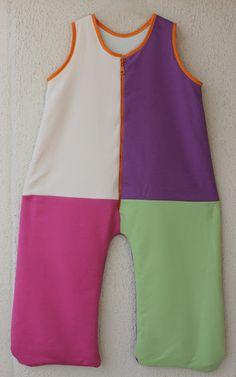 4 colored sleeping bag