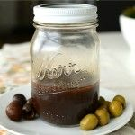 It's Overflowing: Favorite Balsamic Vinaigrette