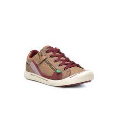 Zapatos niño - Kickers - Zigzaguer Marrón