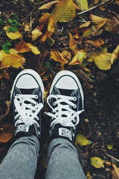 #converse #autumn #shoes