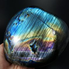 "Need a big energetic crystal hug? Consider the loving vibes of this magical Rainbow Labradorite jumbo 5"" polished heart! 💙🌈 💎 Makes a perfect surprise gift for a loved one. Tap the photo to buy it now!  #rainbowlabradorite #crystallover #crystals #labradorite #spectrolite #homedecor #rainbowdecor #rainbows #crystalheart #labradoriteheart Reiki Healer, Sacred Geometry Art, Rainbow Decorations, Crystal Decor, Third Eye Chakra, Surprise Gifts, Rainbows, Labradorite, Hug"