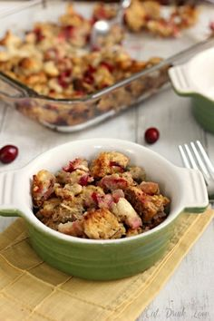 Healthy Thanksgiving Sides Recipe Round Up