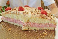 Geheime Rezepte: Himbeer - Mascarpone - Torte