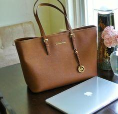 Michael Kors laptop bag for teaching