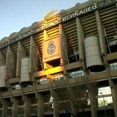 Estadio Santiago Bernabeu - Real Madrid C.F.