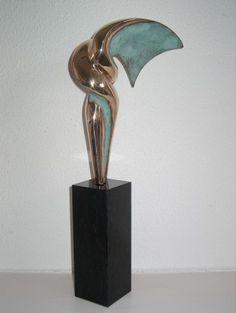 Artist: Ruurd Hallema; Bronze