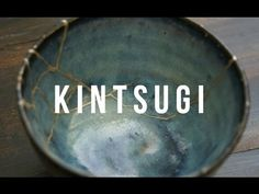 Kintsugi, Centuries Old Japanese Method of Repairing Pottery with Gold