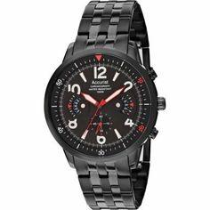 Accurist MB1021B Mens Acctiv Chronograph Watch Accurist. $234.89. Chronograph