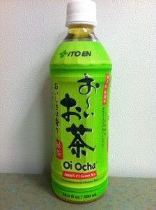 Ito En Oi Ocha is my favorite bottled iced green tea.  Authentic Japanese goodness for sure!