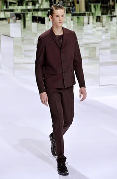 Dior Homme Summer 2014 – Look 1. Discover more on www.dior.com