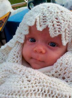 22 x fint babystrik Knit Crochet, Crochet Hats, Crochet Ideas, Baby Born, Knitting For Kids, Diy Baby, Kids And Parenting, Make Me Smile, Headpiece