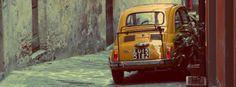 Fiat 500 Toscana Barga LU #TuscanyAgriturismoGiratola