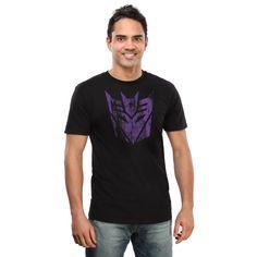 Decepticon Logo T-Shirt - Transformers T-Shirt