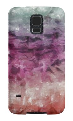 """Abstract art"" Samsung Galaxy Cases & Skins by floraaplus 