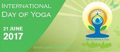 Yoga - International Day of Yoga 21 June Yoga Day, Suvichar In Hindi, Yoga International, Yoga Quotes, Yoga Benefits, Asana, Positivity, Exercise, Ejercicio